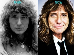 David Coverdale Plastic Surgery Before and After Pictures