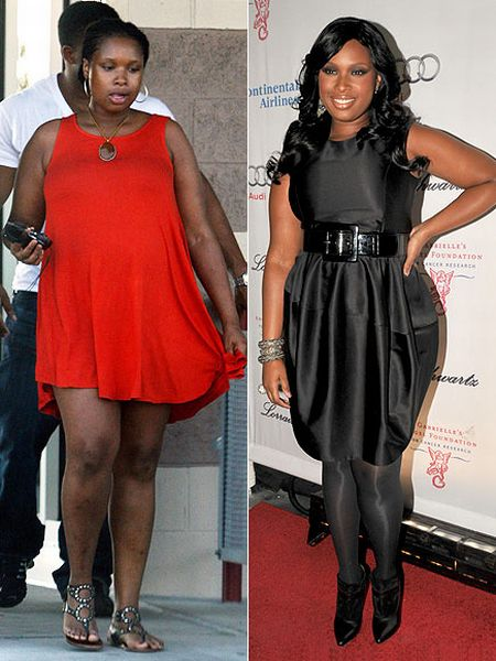 Jennifer Hudson Gastric Bypass Plastic Surgery Before and ...