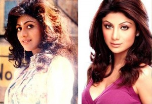 Shilpa Shetty Nose Job Plastic Surgery Before and After Pictures2