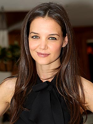 Katie Holmes Nose Job Before and After Pictures 1