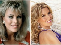 Vanna white plastic surgery before and after photos Hostess