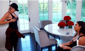 Khloe Kardashian Breast Implants Plastic Surgery Before And After Boob Job