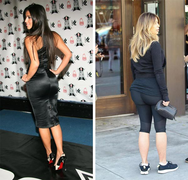 Kim Kardashian Ass Implant 15