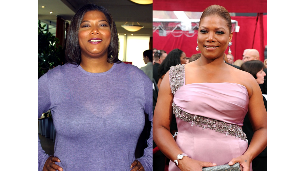 Queen Latifah Breast Reduction Surgery Before and After Photos,