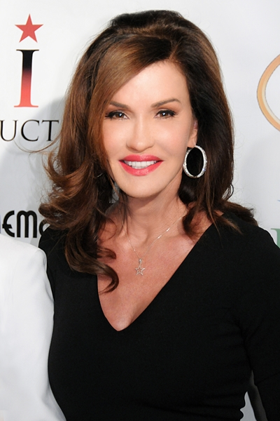 Janice Dickinson Breast Implants Plastic Surgery Before And After Boobs Job