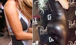 Jenna Jameson Butt Implants plastic Surgery Before and After photos