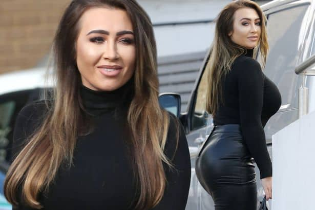 Lauren Goodger Breast Implants Plastic Surgery Before And After Boobs Job
