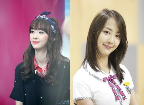 Sistar Dasom Plastic Surgery Before And After Photos, pictures