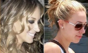 Haylie Duff Nose Job plastic Surgery Before and After Photos 1