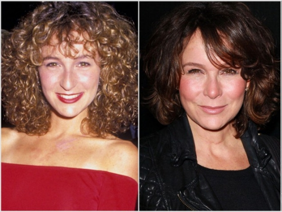 Jennifer Grey plastic surgery nose job gone wrong before and after