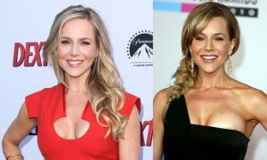 Julie Benz breast implants plastic surgery before and after boobs job