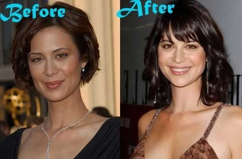 Catherine Bell Plastic Surgery Before and After Face Photos 2