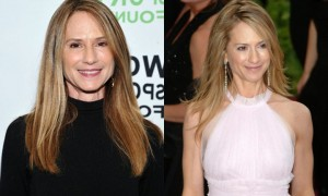 Holly Hunter plastic surgery before and after facelift, botox photos 1