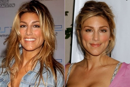 Jennifer Esposito plastic surgery before and after photos, pictures 1