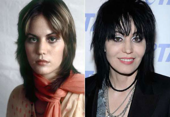 Joan Jett Plastic Surgery Before And After Photos Face