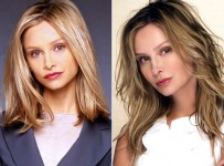 Calista Flockhart plastic surgery before and after pictures 2