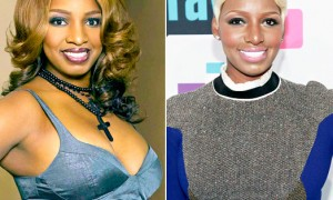 Nene Leakes breast reduction, liposuction, nose job plastic surgery before and after 3