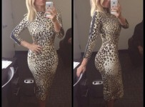 Aubrey oday plastic surgery before and after butt implants photos 1