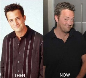 Matthew Perry Plastic Surgery Before And After Pictures 1