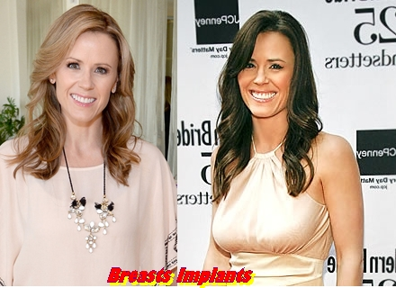 Trista Sutter Breast Implants Plastic Surgery Before and After Boobs Job Photos 1
