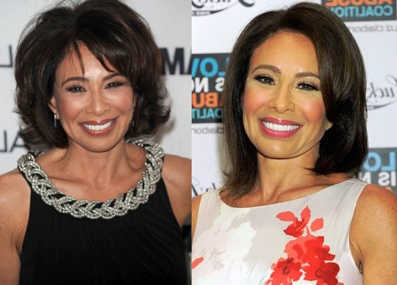 Judge Jeanine Pirro plastic surgery before and after photos 3