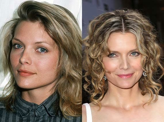 Michelle Pfeiffer Plastic Surgery Before And After Nose