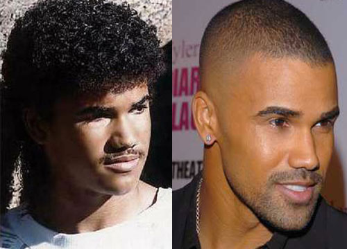 Shemar Moore Plastic Surgery Before And After Nose Job