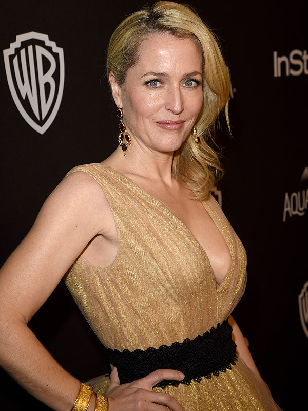 Gillian Anderson Plastic Surgery Before And After Botox