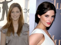 Ashley Greene nose job before and after photos