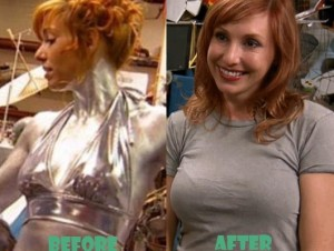 Kari Byron Breasts Implants Plastic Surgery Before And After Boobs Job