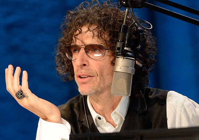 Howard Stern Nose Job Plastic Surgery Before and After Photos