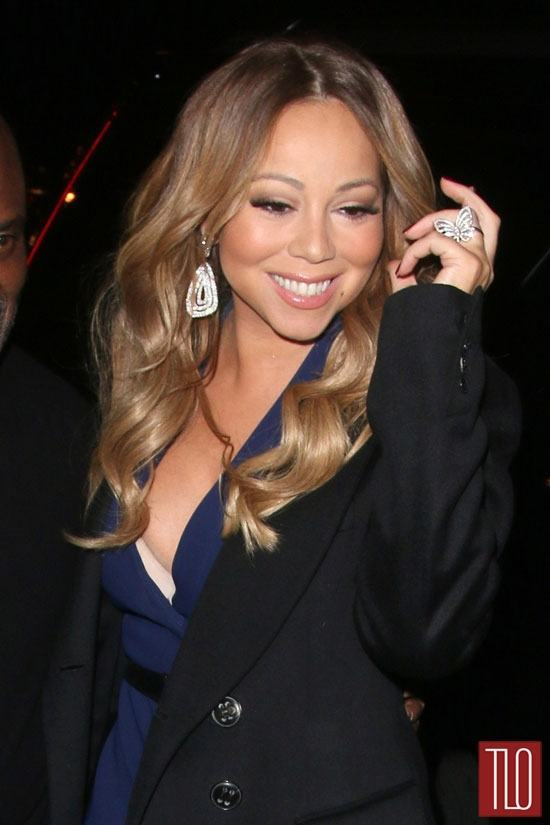Mariah Carey Nose Job Plastic Surgery Before And After Picture 1