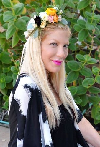 Tori Spelling Nose Job Plastic Surgery Before And After Photos 2