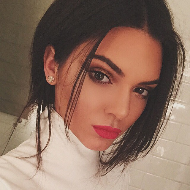 Kendall Jenner Nose Job Plastic Surgery Before And After Photos