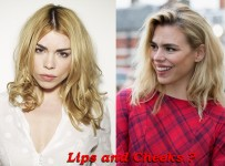 Billie Piper plastic surgery before and after photos