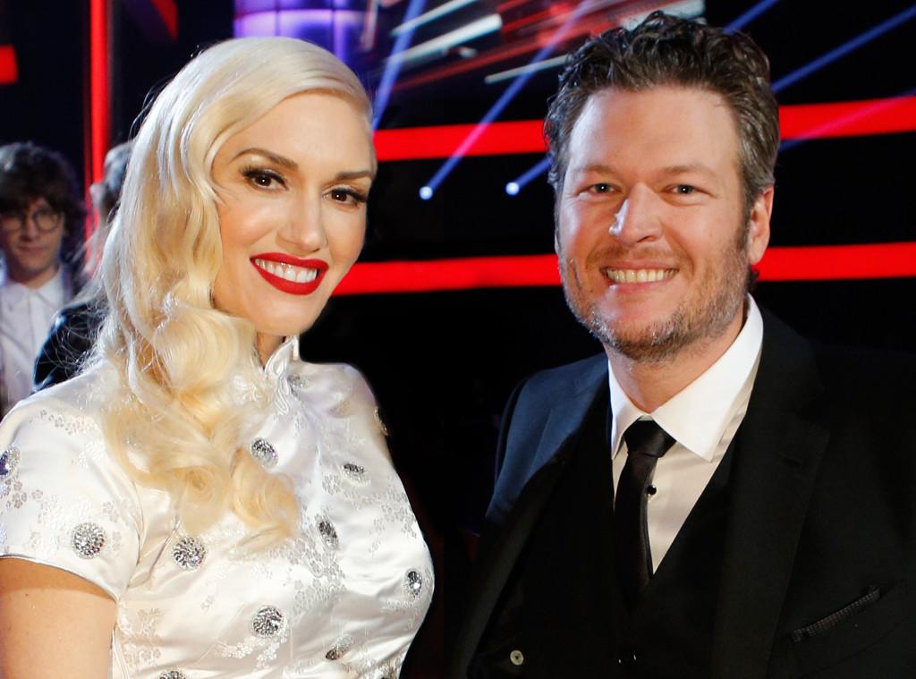 Gwen Stefani Boyfriend Blake Shelton
