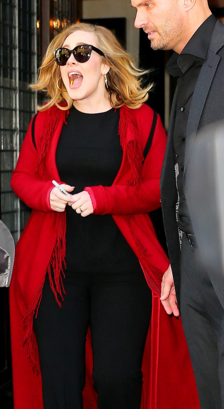 Adele Weight Loss Before And After Photos How Much,