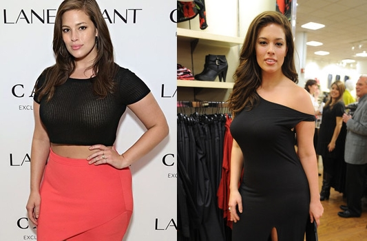 Ashley Graham weight loss before and after workout plan