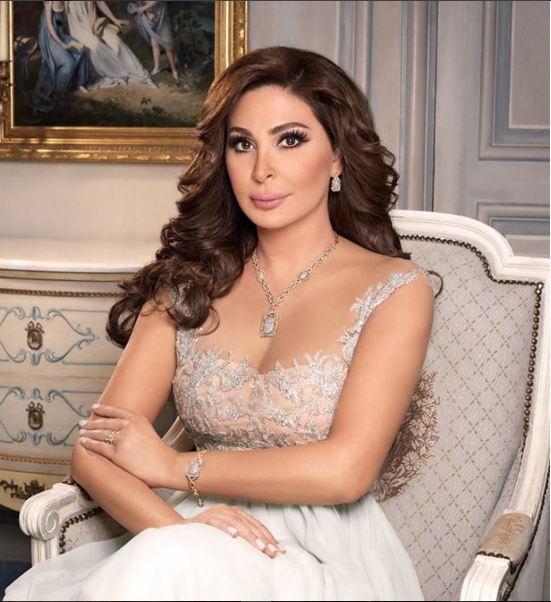 Lebanese singer elissa having sex