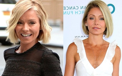 Kelly Ripa Plastic Surgery Before And After Photos