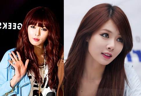 Kim Hyuna Plastic Surgery Before And After Jaw Line Photos