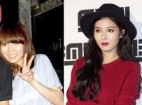 Kim Hyuna Plastic Surgery Before And After nose job Photos