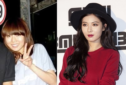 Kim Hyuna Plastic Surgery Before And After nose job Photos