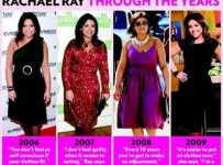 Rachael Ray Weight Loss Before And After