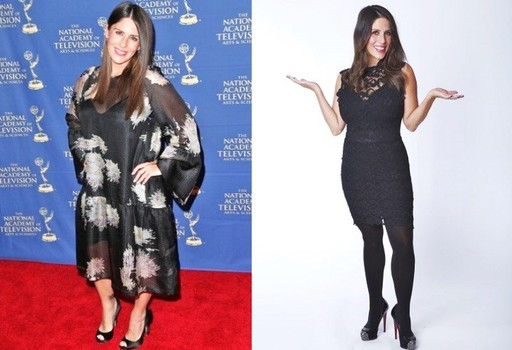 Soleil Moon Frye Weight Loss Before And After Diet Workout