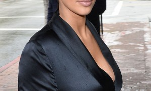 Famous Celebrity Plastic Surgeries, Kim Kardashian