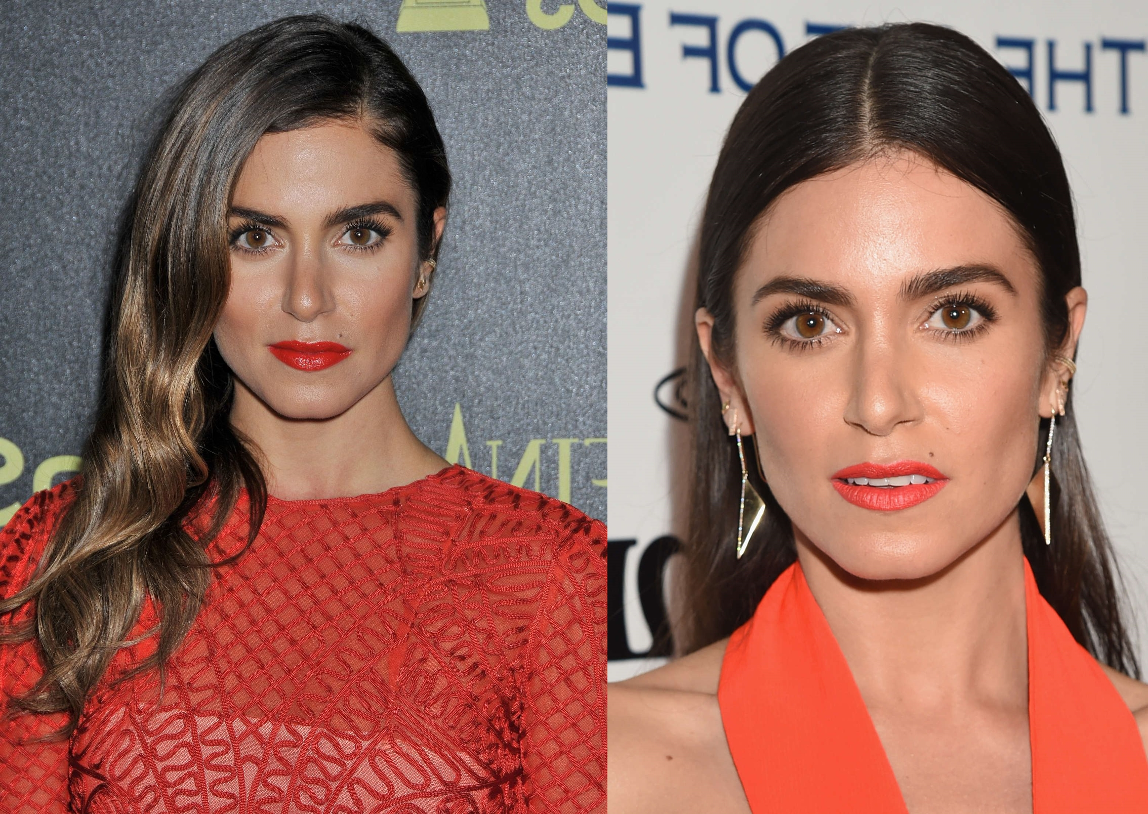Nikki Reed Plastic Surgery Before And After Photos nose job