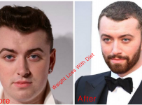 Sam Smith Weight Loss Before And After Diet Workout Plan