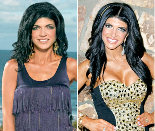 Teresa Giudice Plastic Surgery Before And After Boobs Job