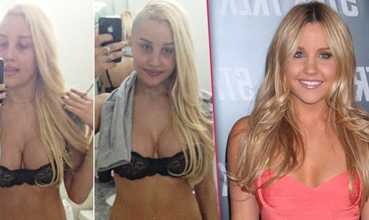Amanda Bynes Breasts Reductions Plastic Surgery Before And After Photos